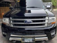 Sell Black 2016 Ford Expedition in Pasig