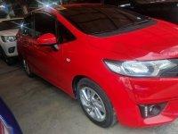 Selling Red Honda Jazz 2017 in Pasig