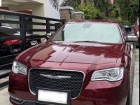 Sell Red 2016 Chrysler 300c in Parañaque