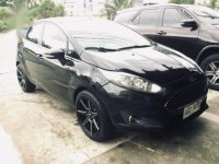 Selling Black Ford Fiesta 2014 in Silang