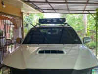 2015 White Toyota Hilux for sale in Victoria