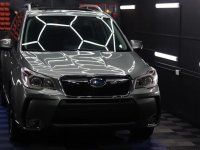 Silver Subaru Forester 2015 for sale in Quezon City