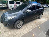 Grey Mazda 2 2011 for sale in Manila