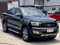 Selling Black Ford Ranger 2018 in Makati