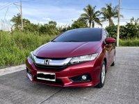 Selling Red Honda City 2017 in Silang