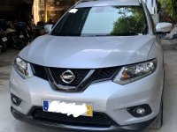 Selling Silver Nissan X-Trail 2017