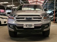 Selling Silver Ford Everest 2016 in Pateros