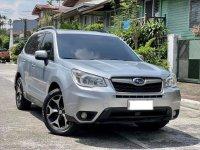 Sell Silver 2016 Subaru Forester in Makati