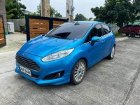 Selling Blue Ford Fiesta 2014 in Guiguinto