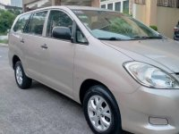 Selling Silver Toyota Innova 2011 in Quezon