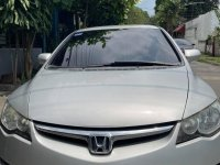 Sell Silver 2007 Honda Civic in Quezon City