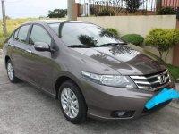 Silver Honda City 2012 for sale in Noveleta