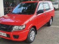 Selling Red Isuzu Crosswind 2015 in Quezon City