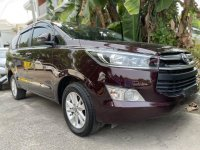 Red Toyota Innova 2021 for sale in Quezon