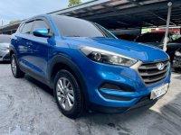 Blue Hyundai Tucson 2016 for sale in Las Piñas