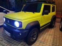 Selling Yellow Suzuki Jimny 2020 in Quezon
