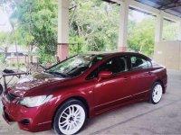 Selling Red Honda Civic 2007 in Marikina