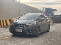 Selling Grey Honda Jazz 2015 in Malabon