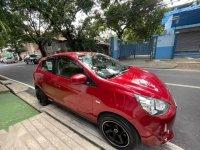 Selling Red Mitsubishi Mirage 2014 in Las Piñas