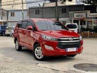 Red Toyota Innova 2021 for sale in Makati