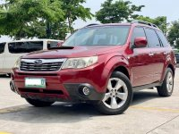 Red Subaru Forester 2010 for sale in Automatic
