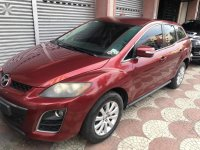 Red Mazda Cx-7 2010 for sale in Automatic