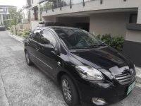 Selling Black Toyota Vios 2013 in Manila