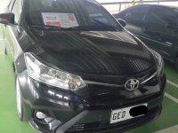 Selling Black Toyota Vios 2016 in Liloan