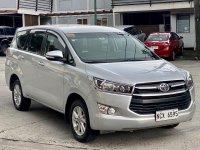 Selling Silver Toyota Innova 2016 in Makati