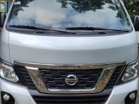 Sell Silver 2018 Nissan Urvan in Quezon City