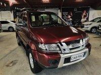 Selling Red Isuzu Crosswind 2016 in San Fernando
