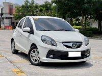 Sell White 2015 Honda Brio in Makati