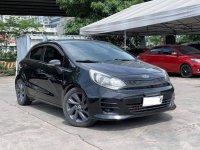 Black Kia Rio 2015 for sale in Automatic