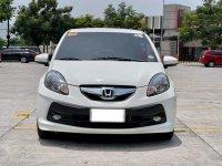 Selling White Honda Brio 2015 in Parañaque