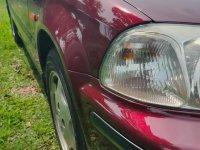 Red Honda Civic 1997 for sale in Santa Cruz