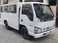 White Isuzu Nhr 2016 for sale in Manila
