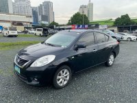 Black Nissan Almera 2013 for sale in Automatic