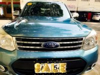 Sell Black 2014 Ford Everest in Taguig