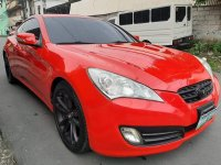 Sell Red 2011 Hyundai Genesis in Quezon City