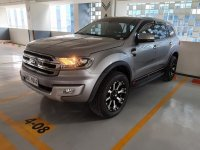 Sell Silver 2016 Ford Everest in Parañaque