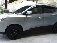 Silver Hyundai Tucson 2014 for sale in Taguig