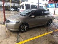 Grey Honda City 2010 for sale in Manila