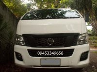 Sell Pearl White 2016 Nissan Nv 350 in Minglanilla
