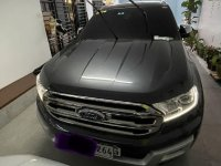 Sell Black 2017 Ford Everest in Muntinlupa