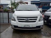White Hyundai Grand Starex 2019 Van at 22000 for sale