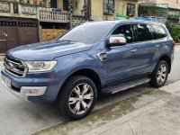 Sell Blue 2016 Ford Everest