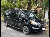 Sell Black 2016 Ford Transit Van