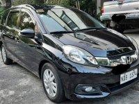 Sell Black 2016 Honda Mobilio in Pasig