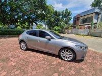Selling Brightsilver Mazda 3 2015 in Cebu