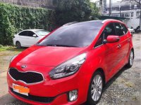 Sell Red 2015 Kia Carens in Mandaluyong